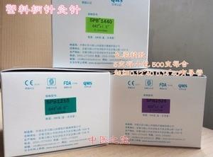 Image 3 - EACU Steriele acupunctuur naald plastic handvat wegwerp naald schoonheid massage 0.12/0.14/0.16/0.18/0.20/ 0.22/0.25/0.30mm