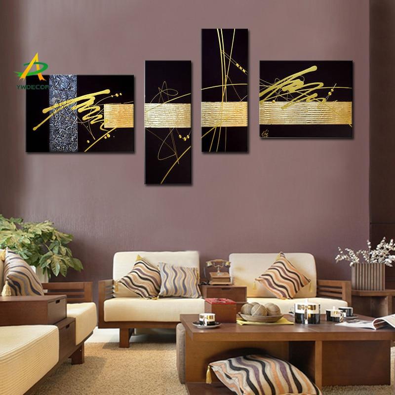 Malerei & Kalligraphie Abstrakte Jahrgang Gold Globe Weltkarte Ölgemälde Hd Druck Auf Leinwand Moderne Wandbild Für Büroraum Cuadros Decor Modische Muster