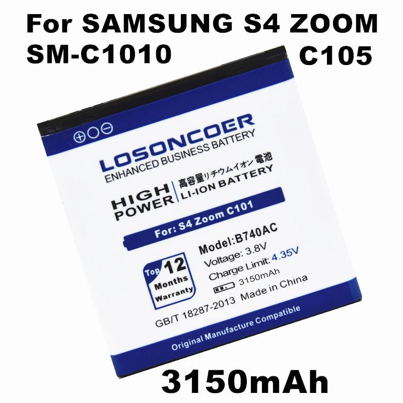 AKKU LADEGERÄT MICRO USB für Samsung Galaxy S4 Zoom LTE SM C105S