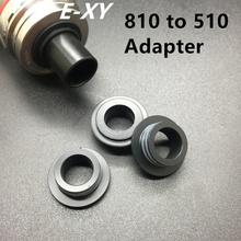E-XY Resin 810 To 510 Drip Tip Adapter for 810 Conversion 510 Connector Vape Goon Kennedy RDA Atomizer Accessory