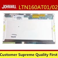 16 Inch Lcd Screen LTN160AT01 LTN160AT02 1366*768 LAPTOP LCD Display Screen Fit FOR ACER ASPIRE 6920G 6930G 6935G Free Shipping