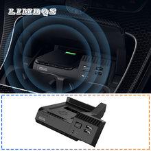 Автомобильное беспроводное зарядное устройство для mercedes