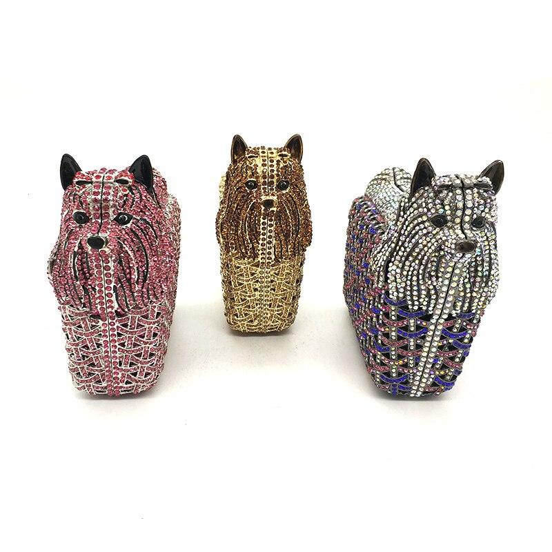 color Animal Main Femmes 2 Embrayages Mariée Sac À Pictures Bourse Élégant 1 Noce Diamants 3 Coloré color Cristal Send color Renard Dames color De 4 Soirée 0qxSwEPP