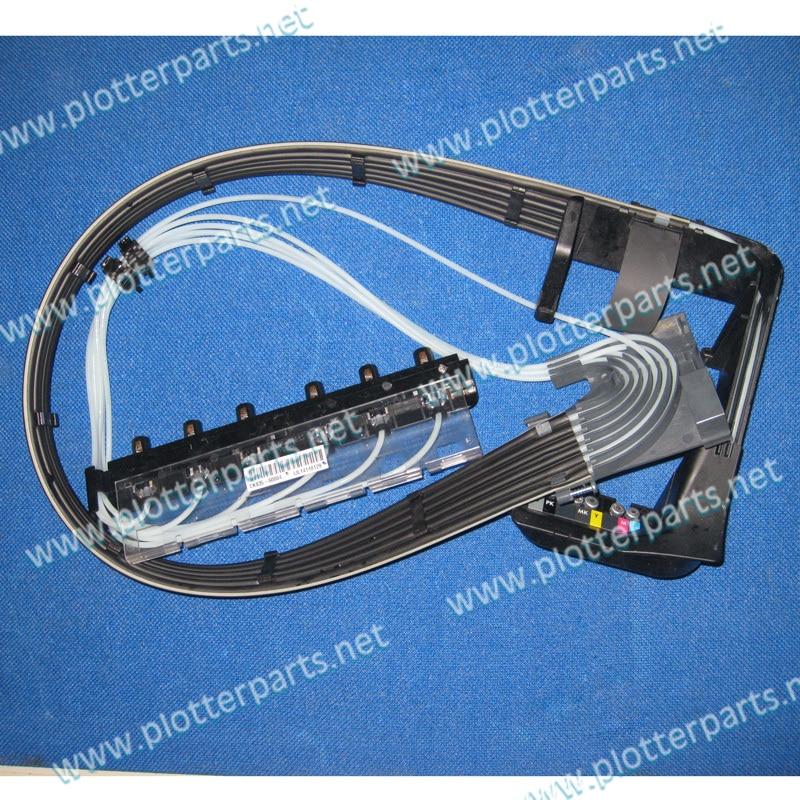 CR647-67004 ink tubes system for HP Designjet T790 24 SV plotter parts Original New