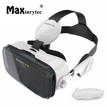 Xiaozhai BOBOVR Z4 vr box Virtual Reality 3D pc glasses FOV120 VR Headset 3D VR Glasses Game VR BOX For Xiaomi iPhone samsung