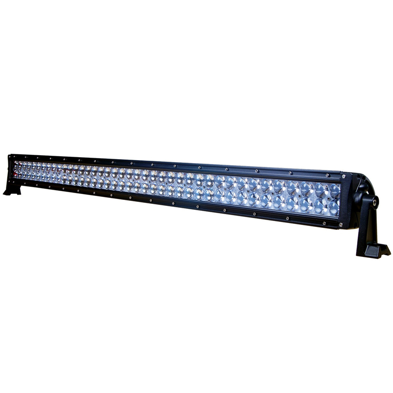 weketory 42 inch 400W 4D LED Work Light Bar for Driving Car Tractor Boat OffRoad 4WD