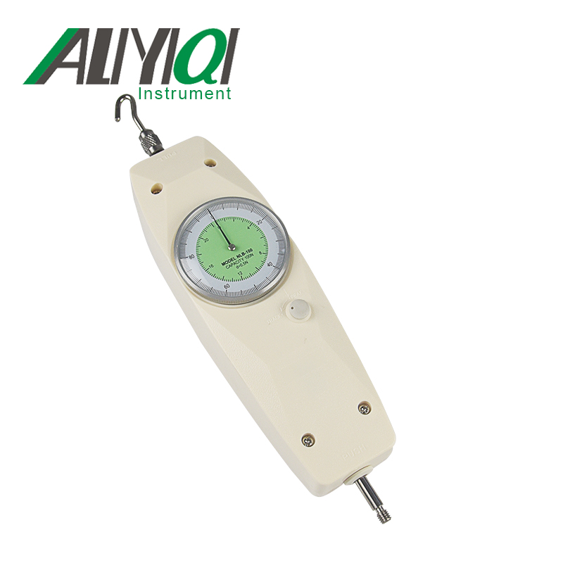 NLB-100 100N Analog Push Pull  force gauge Dynamometer Measuring Instruments High QualitydynamometerNLB-100 100N Analog Push Pull  force gauge Dynamometer Measuring Instruments High Qualitydynamometer