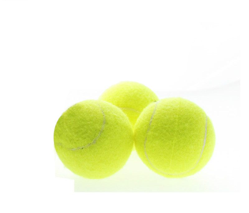 Genuine Tennis Ball Training Special Tennis Ball Sports Goods Training Ball