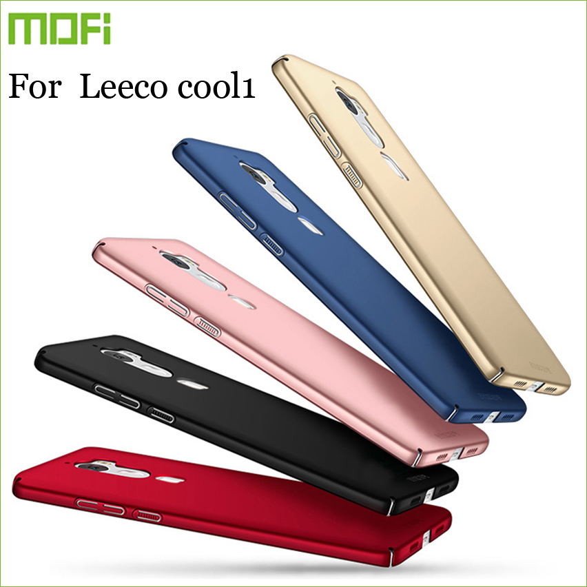 For Leeco cool1 Cover Case Original MOFI Hard Case For Letv Cool 1 Cover High Quality Phone Shell For Leeco cool 1