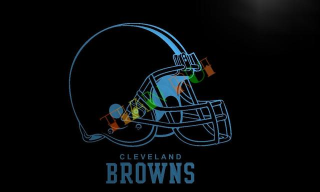 Ld038 Cleveland Browns Helmet Led Neon Light Sign Home Decor Crafts In Plaques Signs From Garden On Aliexpress Alibaba Group