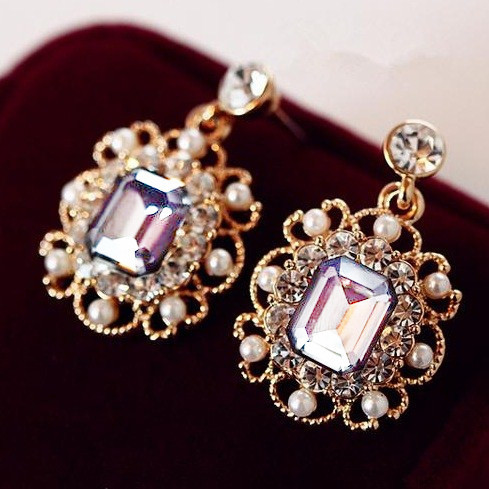 Charm Vintage Earrings