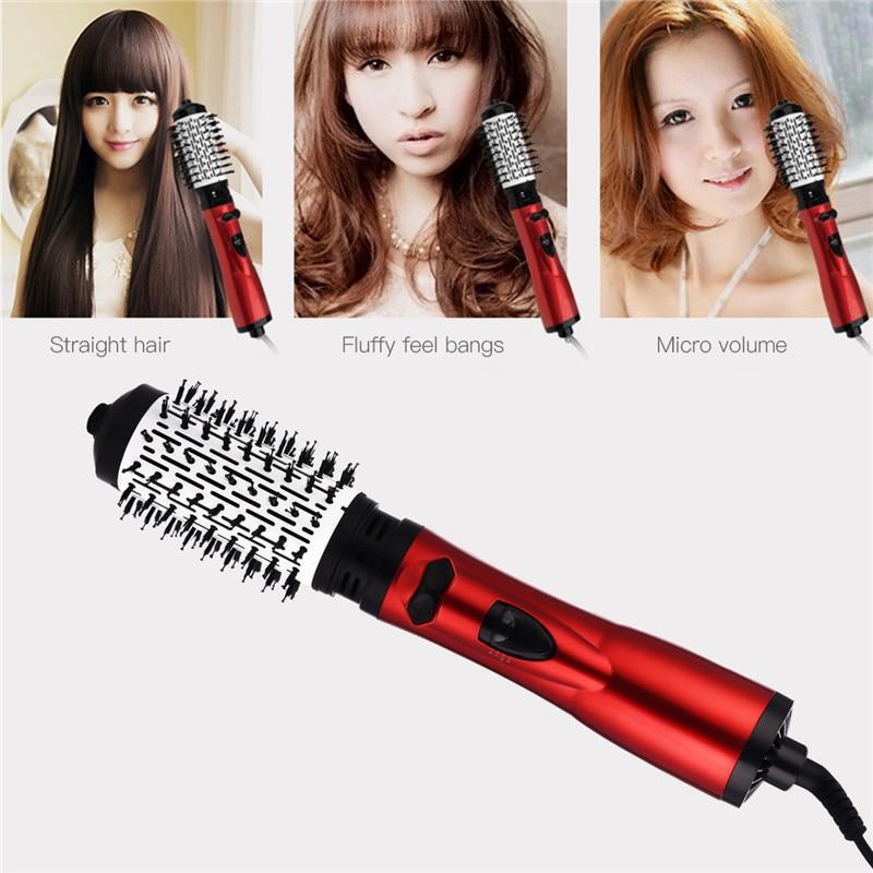 secador de cabelo mais quente rolo estilo
