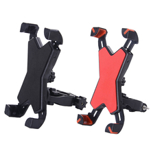 Anti-Slip Universal 360 Rotating Bicycle Bike Phone Holder Handlebar Clip Stand Mount Bracket For iPhone Smart Mobile Cellphone