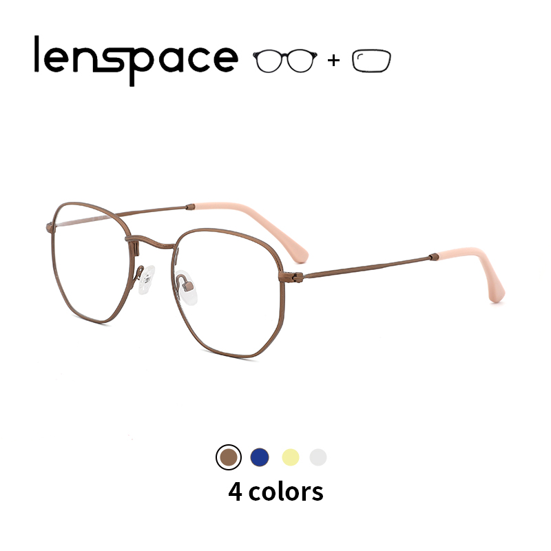 Optical Eye Glasses Frame Retro Square Prescription Eyeglasses Men Women Clear Lens Retro Optical Myopia Glasses  Vintage Unisex(China)
