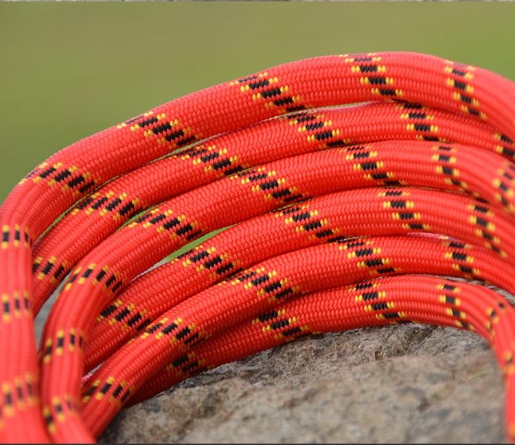 XINDA Hintha litar i shpëtimit në natyrë, duke u ngritur në litar - Kampimi dhe shëtitjet - Foto 6