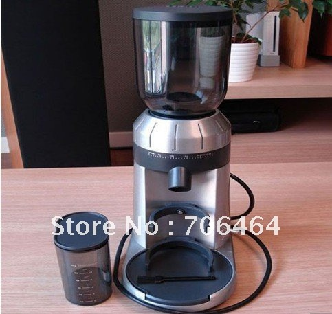 Free Shipping Conical Burrs Coffee Grinder Oem Factory Automatic