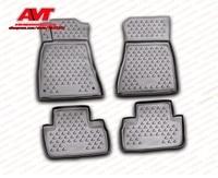 Коврики для Lexus IS250 2005-4 шт. резиновые коврики Нескользящие резиновые аксессуары для интерьера автомобиля