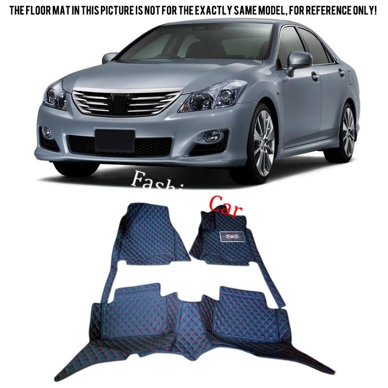 Для Тойота Корона 2004 2005 2006 2007 Автомобильные коврики ковры протектор автомобиль-стайлинг ног колодки