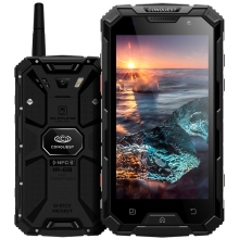 Conquest S8 Smartphone Waterproof 5.0″ IPS Android 7.0 MTK6753 Octa Core 3GB RAM 32GB ROM 4G 16MP 6000mAh Walkie talkie OTG NFC