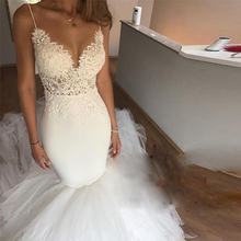 Ike Chimbandi Mermaid Wedding Dresses Backless