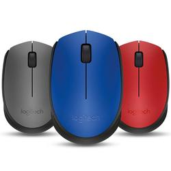 Logitech M170 2.4GHz Wireless Mouse 1000 DPI 3 Button two-way Wheel Office Mice with Nano Receiver for PC Computer laptop