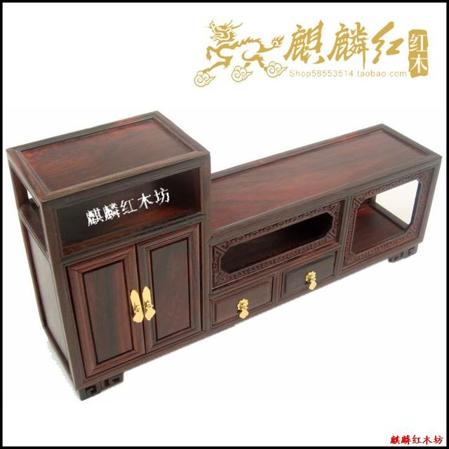 Kylin Palissandre Artisanat Meubles De Ming Et Qing Dynasties Micro
