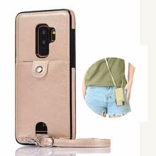 Ckhb ТПУ + кожаный мягкий чехол для задней крышки Чехлы для galaxy S9 S8 S10 плюс S10e note 8 9 держатель для карт чехол для телефона для смартфонов, сумок, coque fundas capa