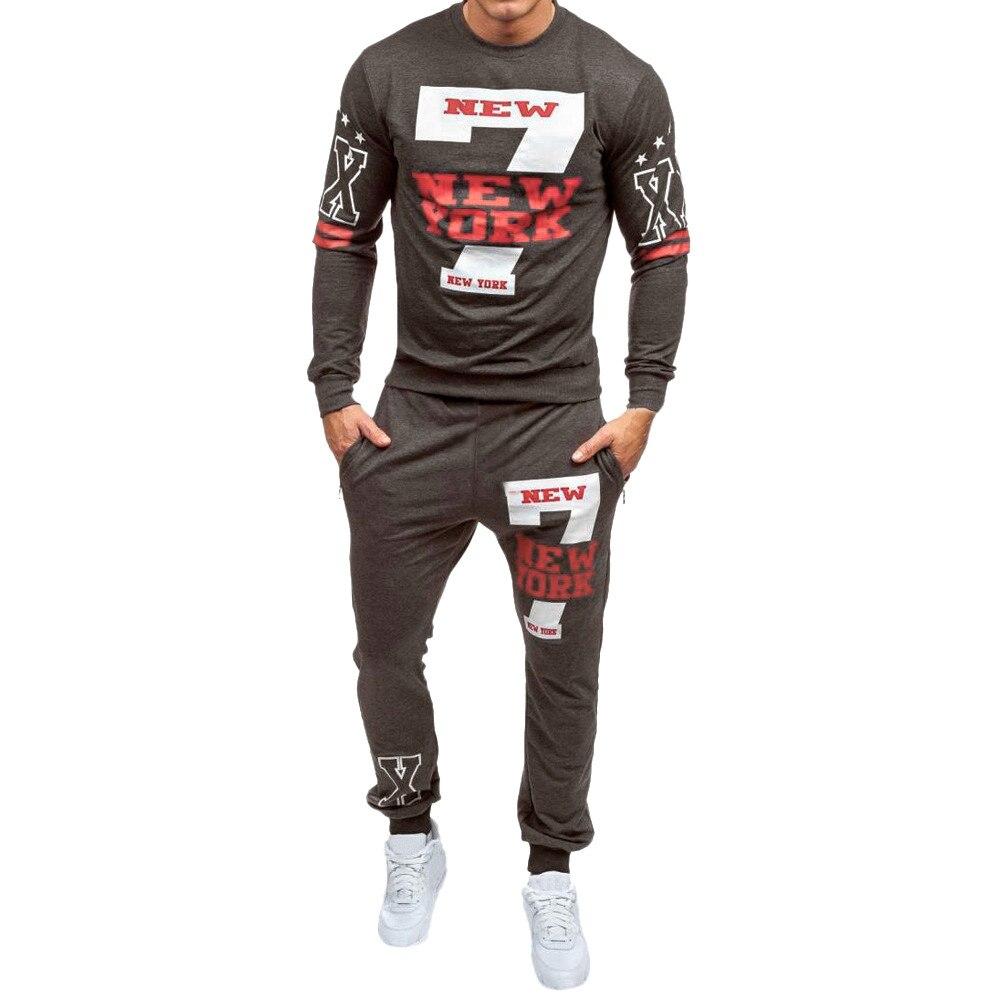 Men's pullover 2019 new Fashio...