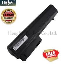 Батарея для ноутбука HSW 9Cell для HP 2530p 2540p Аккумулятор для ноутбука 2510p nc2400 HSTNN-DB23 412779-001 HSTNN-FB21 RW556AA