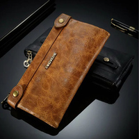 Luxury Original Brand For Flip Cover LG G4 Case Genuine Real Leather Wallet Card Slots G2