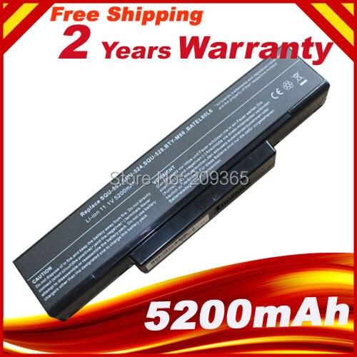Batterie dordinateur portable Pour Clevo M740BAT-6 M660NBAT-6 M660BAT-6 6-87-M660S-4P4, livraison gratuiteBatterie dordinateur portable Pour Clevo M740BAT-6 M660NBAT-6 M660BAT-6 6-87-M660S-4P4, livraison gratuite