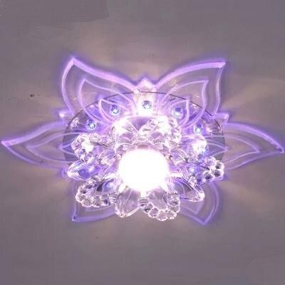 チャンネルライトledクリスタルライト電球回廊ライトスタイル入り口ランプスポットライトクリエイティブLU62241  グループ上の ライト & 照明 からの シーリングライト の中 1