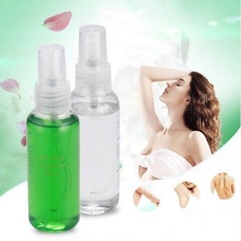 Smooth Body Hair Removal Spray PRE & After Wax Treatment Spray Liquid Hair Removal Remover Waxing Sprayer Pakistan