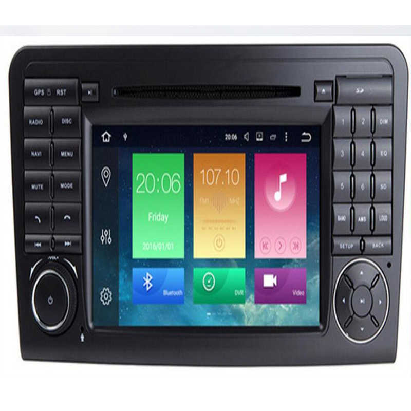 Android 9.0 Octa CoreMercedes para Benz ML GL W164 ML300 X164 W251 GL320 350 420 450 500 R 280 Carro multimedia Player DVD Player