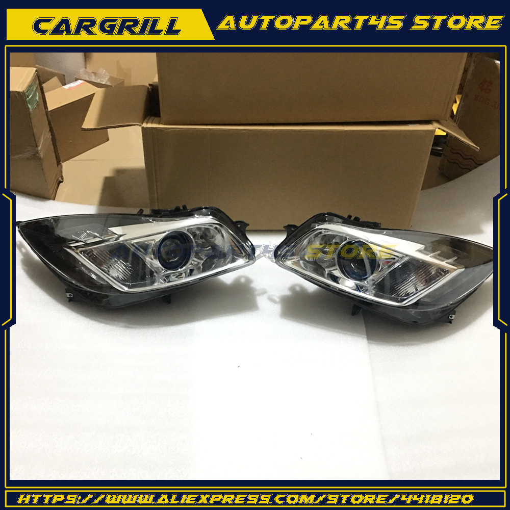 hight resolution of 1 pcs for 2009 13 buick regal hid bi xenon headlamp projector headlights assembly