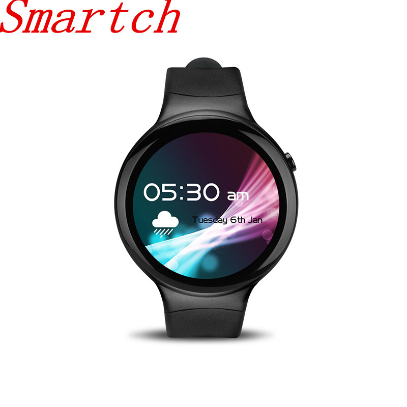 Smartch I4 Smart Watch Android 5.1 1GB+16GB MTK6580 1.39 3G WiFi GPS HeartRate Monitor Bluetooth Smartwatch for IOS Android цена