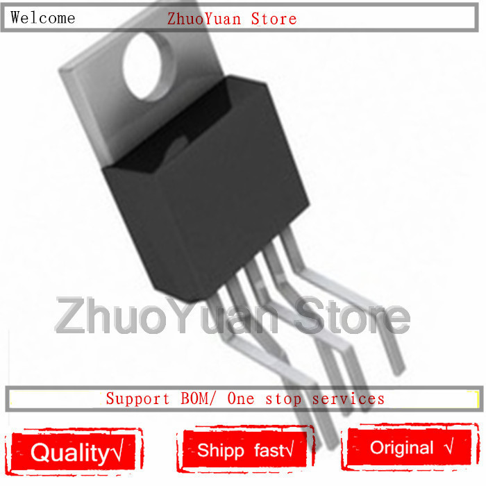 1PCS/lot BTS426L1 BTS426 TO-220-5 IC Chip New Original In Stock