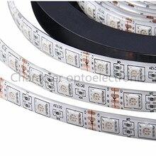 DC12V UV 395-405NM  Ultraviolet Led Strip 5050 60LEDs/m Waterproof / Non Neon Tape lamp 5M