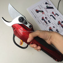 Electric pruning shear/garden and vineyard/CE certificate/Can work 6 to 8 hours/free shipping