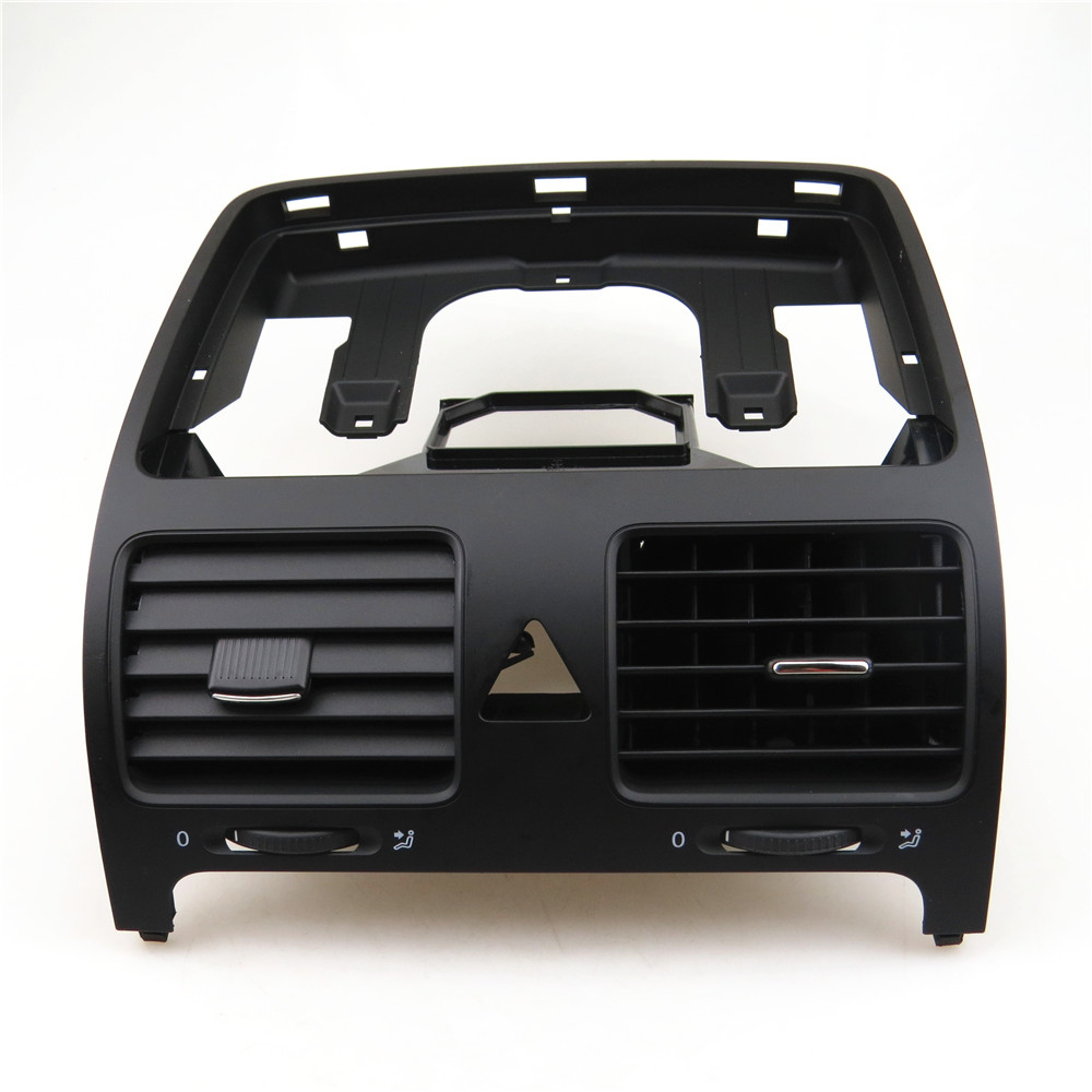 READXT Car Dashboard Front Center Console A/C Outlet Air Condition Vent For VW JETTA 5 MK5 GOLF GTI 5 MK5 RABBIT 1KD 819 728 F J настенно потолочный светильник sonex duna 253 хром page 8