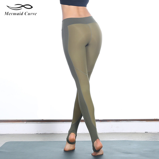Sexy tight yoga