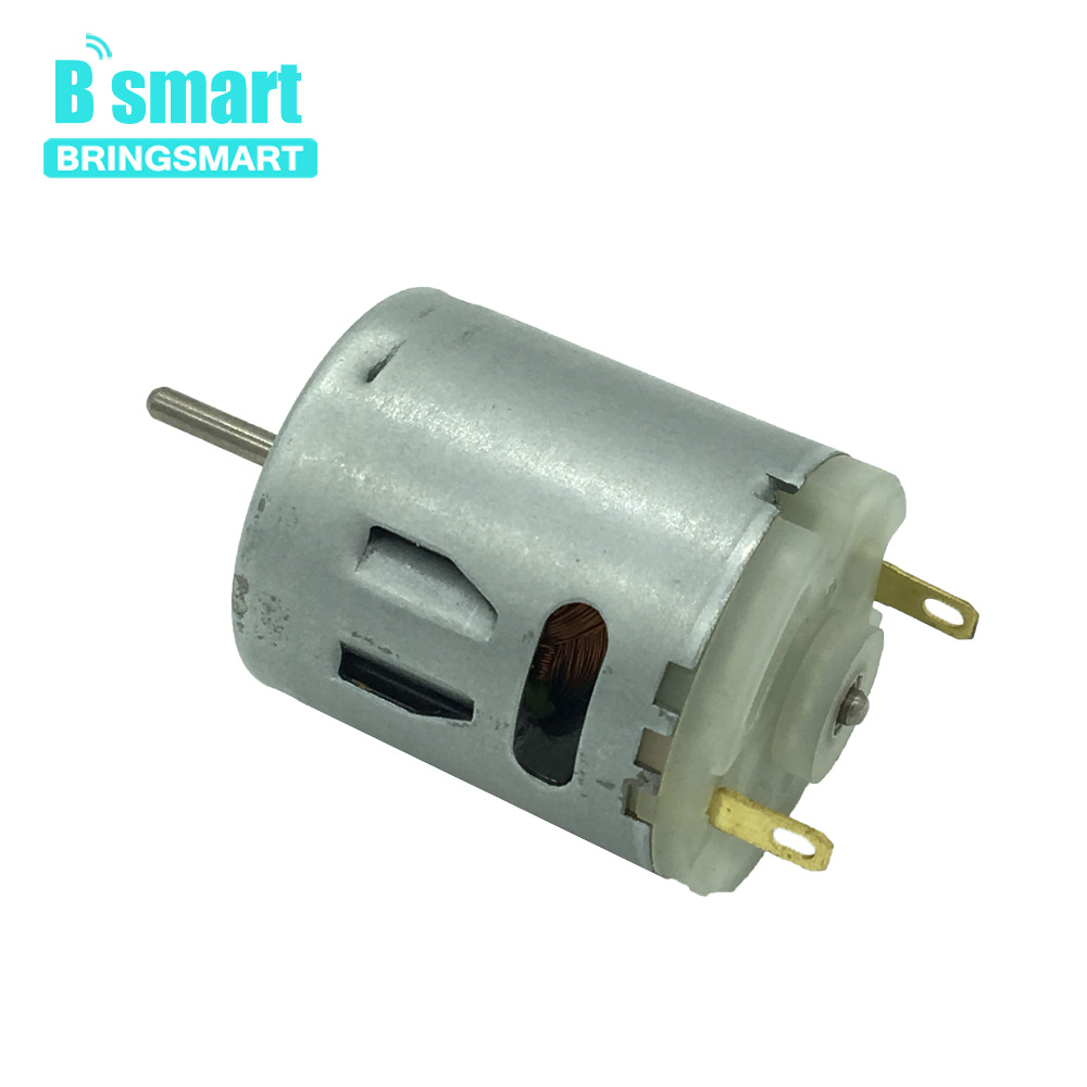 DC12V 90RPM 310 Low Power Mute Reduction Gear Motor with Gearbox for DIY Robot