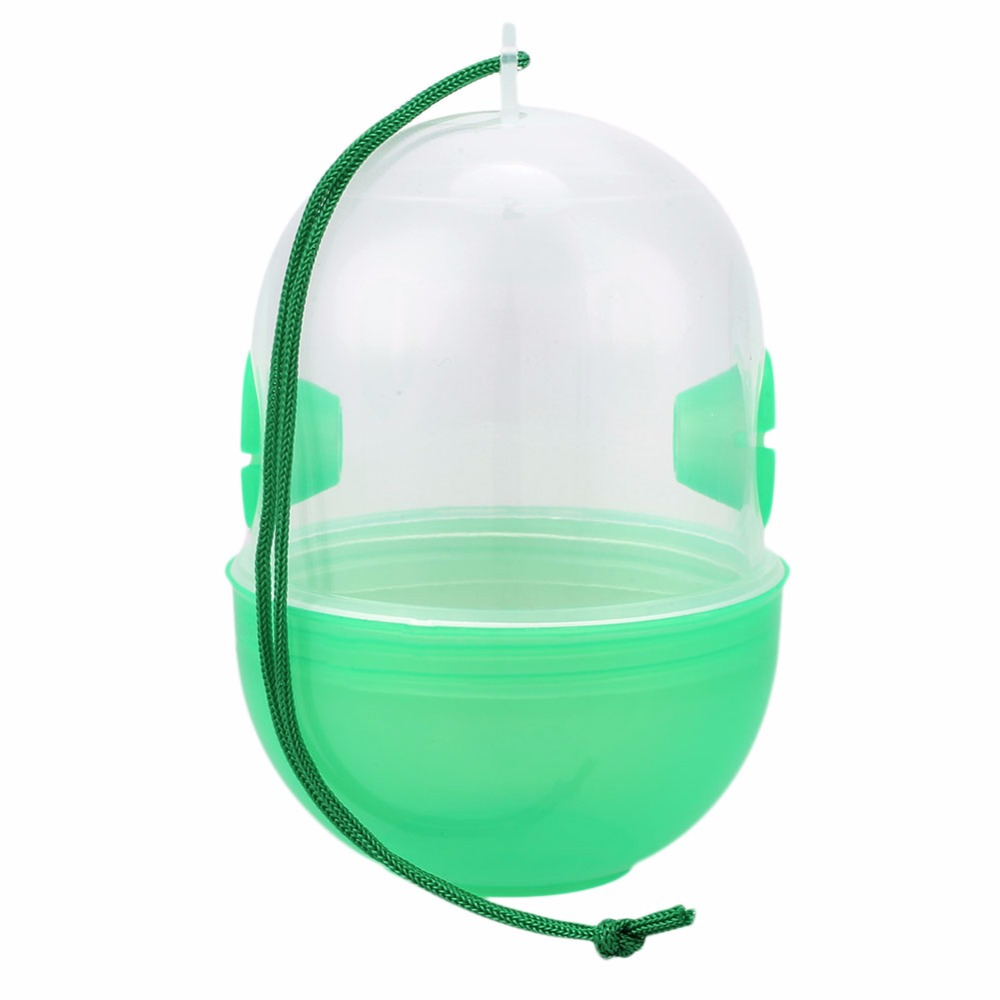 Bee Trapper Fly Bugs Hornet Trap Catcher Hanging On Tree Keeping Tools Plastic Insect Tr ...