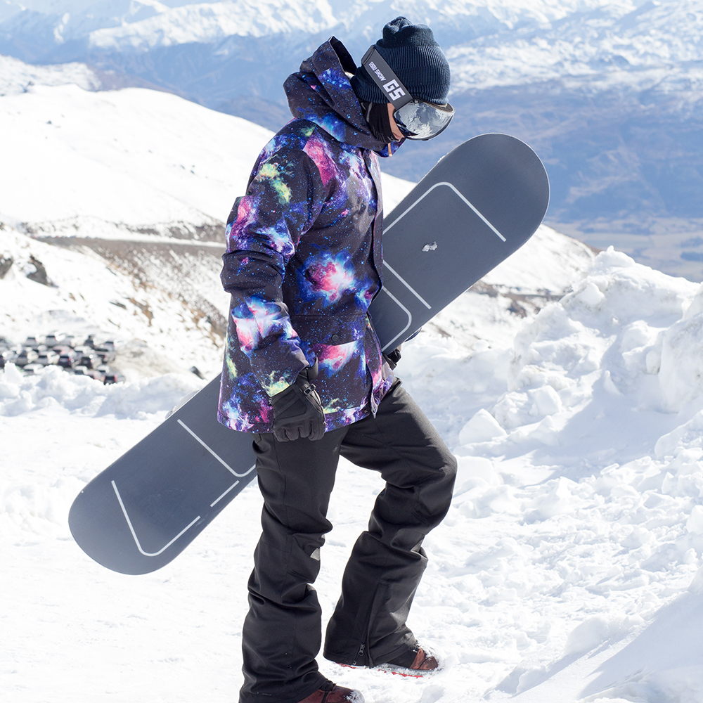 SIMAINING Ski Suit Men Snowboard Jacket Mountain Skiing Pants Waterproof Breathable Outdoor Winter Snowboarding Warm Snow