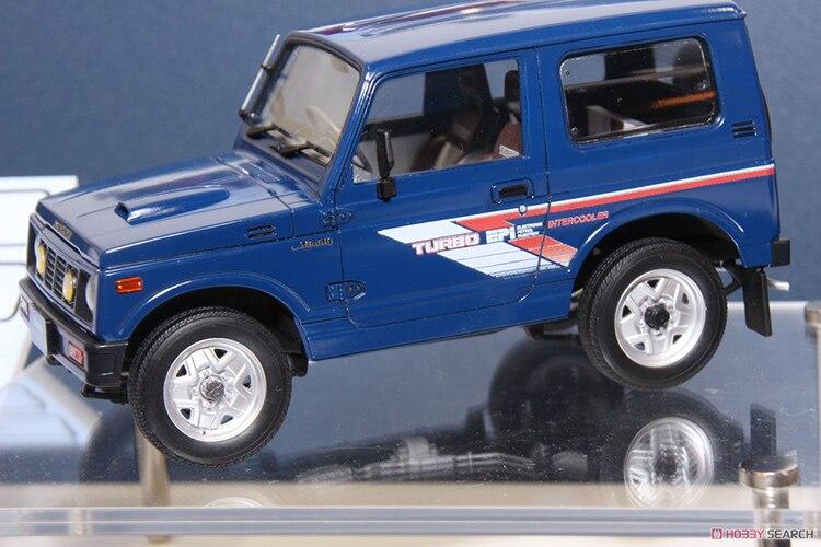 1/24 montiert Modell Suzuki Jimni (Ja71 20323 Jcu)-in Modellbau-Kits aus Spielzeug und Hobbys bei  Gruppe 3