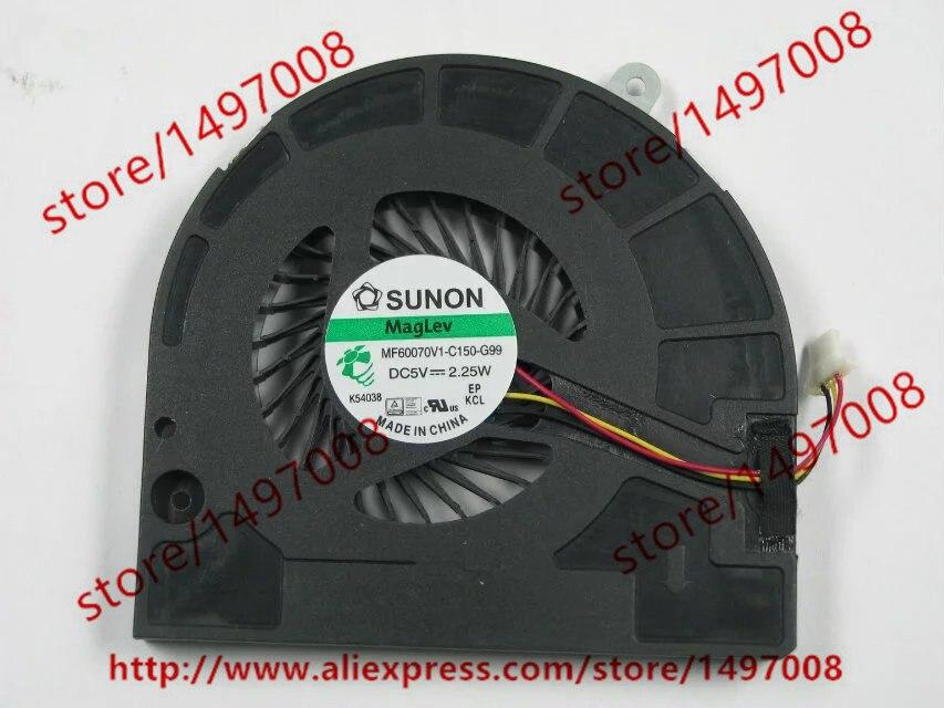 SUNON MF60070V1-C150-G99 DC 5V 2.25W Server Blower fan sunon mf75120v1 c180 g99 server cooling fan dc 5v 2 50w 3 wire