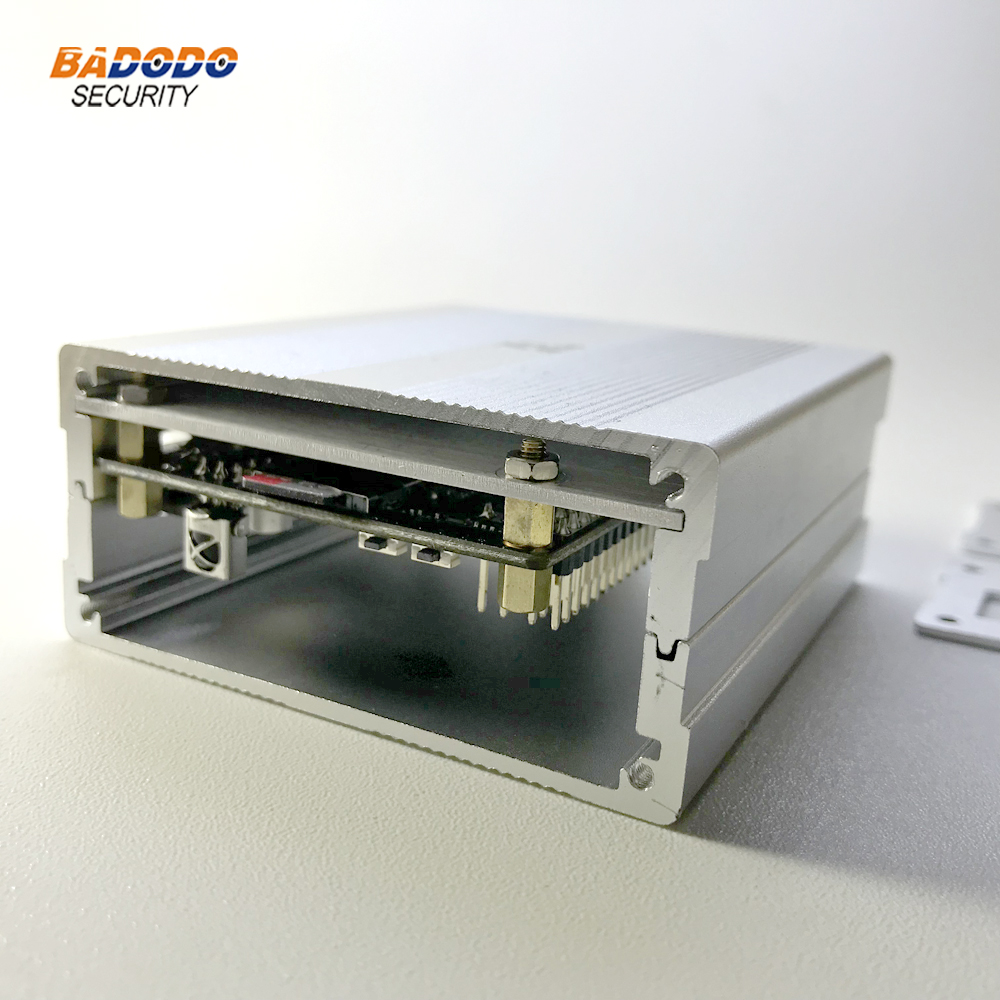 US $10 79 10% OFF|Aluminum Alloy Case For PINE64 ROCK64 demo Board  Enclosure metal Case-in Access Control Accessories from Security &  Protection on