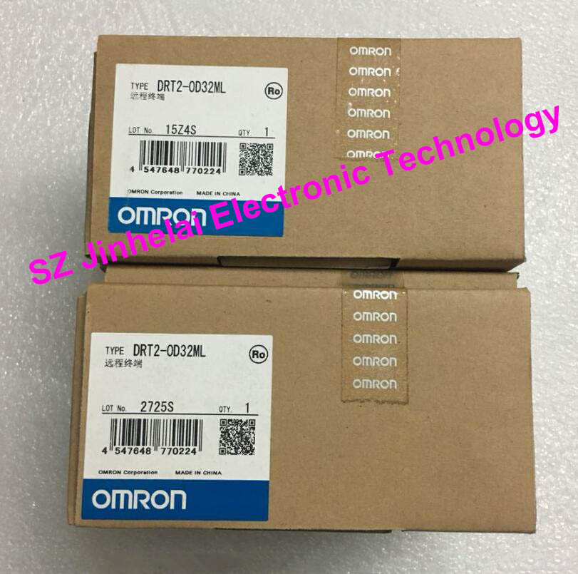DRT2-OD32ML Authentic original OMRON Remote terminal drt2 ad04