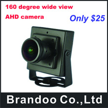 160 degree wide view AHD font b camera b font Model AHD 03W for car private