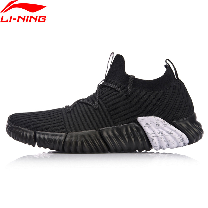 Li-Ning Women RE-FIT Lifestyle Shoes Breathable Mono Yarn LiNing Light Comfort Sport Shoes Fitness Sneakers AGLN068 YXB207Li-Ning Women RE-FIT Lifestyle Shoes Breathable Mono Yarn LiNing Light Comfort Sport Shoes Fitness Sneakers AGLN068 YXB207